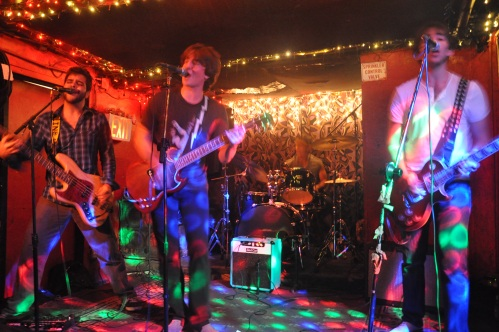 The Shake rock.